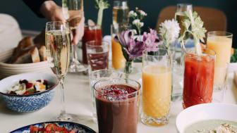 Hotel Skeppsholmen välkomnar våren med grönare brunch