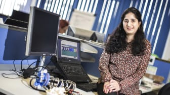 Samidha Anand has been selected by the Women's Engineering Society as one of the Top 50 Women in Engineering in 2021 as part of the annual Engineering Heroes (WE50) awards.