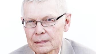 Börje Johansson tilldelad EIB-ERSA-priset