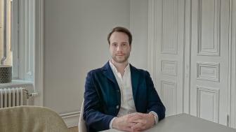 Alexander Morton, COO på Zynka Group. Bild: Zynka Group
