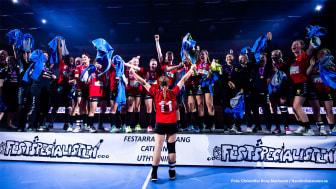 USM i handboll blev en rekordsuccé för både Svenska Handbollförbundet och SolidSport.