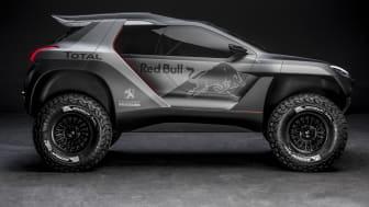Peugeot 2008 DKR: Lejonet med glupsk aptit på Dakarrallyts utmaningar