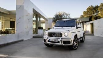 Den ny Mercedes-AMG G 63
