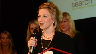 Katarina Larsson – årets kvinnliga teknolog på KTH