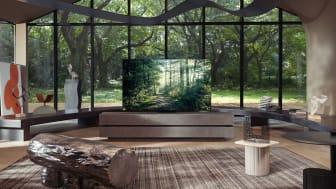 LEVENDE BILDE: Samsung Neo QLED gir en levende bildekvalitet med fokus på detaljer.