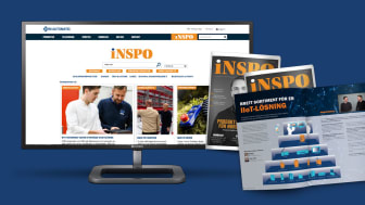 Konceptet Inspo består av tre olika delar; en kunskapsportal, nyhetsbrev via mail samt ett kundmagasin.