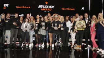 MADE FOR MORE AWARD 2019: Alle Gewinner und Laudatoren