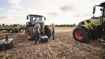 Øget effektivitet med CEMOS til traktorer nu godkendt af Deutschen Landwirtschafts-Gesellschaft