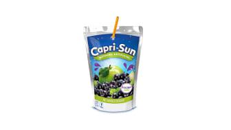 Capri-Sun lanserar för första gången en variant helt utan tillsatt socker – Blackcurrant&Apple