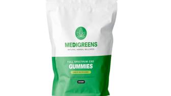 Medi Greens CBD Gummies Reviews and Medigreens CBD Oil Price Updated 2021