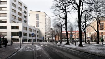 Ett steg närmare en ny byggnad för Handelshögskolan i Göteborg