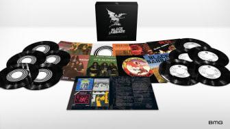 "BLACK SABBATH 'SUPERSONIC YEARS – THE SEVENTIES SINGLES BOX SET' - LIMITED EDITION 7"" VINYL BOX SET SLÄPPS DEN 8 JUNI"