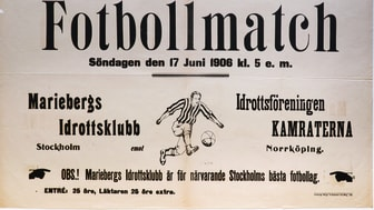 Matchaffisch 1906