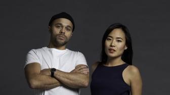 M-S-D-S, Jonathan Sabine och Jessica Nakanishi. Foto: Nikki Ormerod