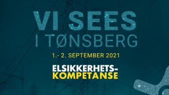 Ny dato for energibransjens fagsamling er satt til 1.-2. september 2021.