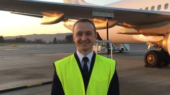 Norwegians første flyvning med biobrændstof er lettet