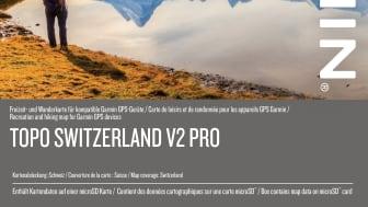 Elle propose la fonction ActiveRouting : la TOPO Suisse V2 PRO.