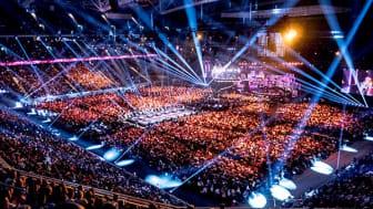 Hit åker Melodifestivalen 2017
