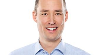 Eric Persson ny VD för Novax