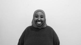 Textpristagare: Nasrin Mohamoud