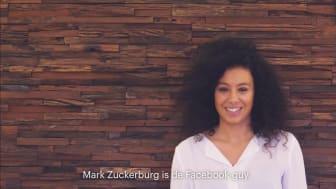 """Mark Zuckerberg"" uitgelegd door Sihame El Kaouakibi, CEO WannaWork"
