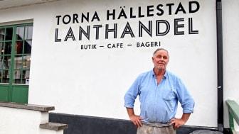 I Torna Hällestad Lanthandel sprids både glädje, kunskap och energi.