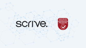 Scrive receives ISO 27001 certification