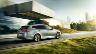 Efter de nye bilafgifter falder Optima SW plug-in hybrid 58.305,- kr. i pris