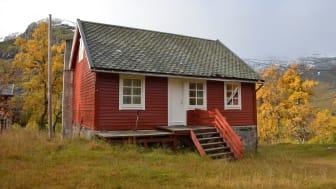 Kundene etterspør god dekning også når de ferdes i fjellet. Her fra Vatnahalsen i Sogn og Fjordane. Foto: Peer Dahl