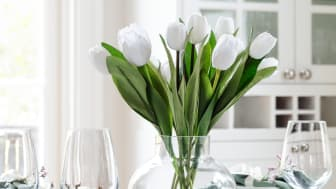 RUSTA_S1_2021_Innredning_vase Adele - klarglas