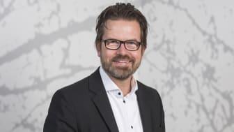 Mikael Andersson, finanschef på Humlegården. Foto: Gustav Kaiser