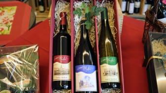 Die Trilogie der Leipziger Weinsinfonie des Weinhaus Vogler