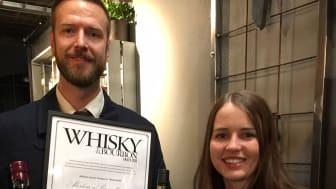 Aberlour a'Bunadh och Jameson Black Barrel vinnare av Whisky & Bourbon Award 2016