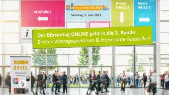Finanzwissen aktuell und live im Netz: Börsentag ONLINE