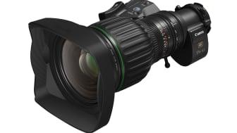 The Canon CJ17ex6.2B BCTV lens.