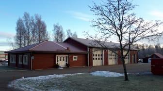 Etableringen i Karlstad.