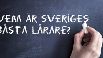 Känner du Sveriges bästa lärare?