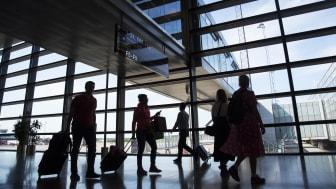 Stockholm Arlanda Airport. Photo: VIctoria Ström