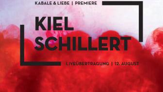 Unter dem Motto Kiel Schillert! bieten Kieler Gastronomen und Veranstalter*innen Public Viewing zur Premiere an