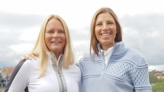 Daily Sports, Pernilla Sandqvist och Patricia Trennewall