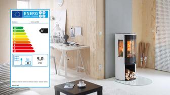 Contura 556 Style med energimärkning