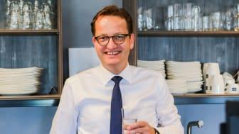 Rogier van Dis har tidligere hatt ansvar over GROHE i Benelux og Storbritannia