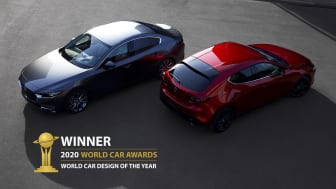 2020 World Car Design of the Year: Mazda3
