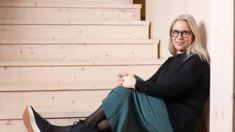 Maria Ekberg Brännström vd på Sara Kulturhus