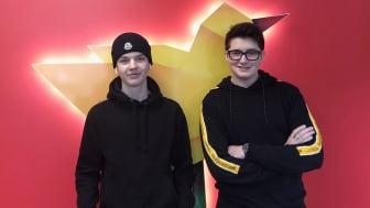 Alexander Issal och Alexander Frick, Thoren Innovation School