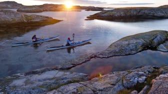 Adventure Travel Trade Associations världskongress för naturturism kommer till Sverige 2019. Svenskarnas naturnära livsstil är ett av skälen bakom valet. Foto: Henrik Trygg