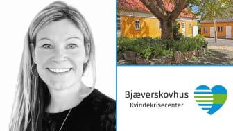 Christine Ramsing er ny krisecenterleder på Bjæverskovhus Kvindekrisecenter