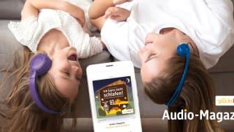 Neues Audio-Magazin: glückskind zum Hören