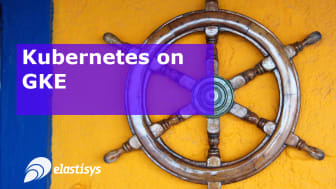 Kubernetes on GKE from scratch using Terraform