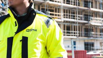Blue Wall Construction utsedd till Årets arbetsgivare av Galaxen Bygg